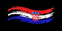 Bandera Croacia