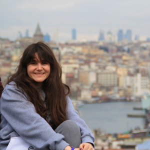 Carolina en Estambul