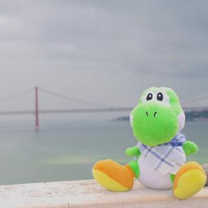 Yoshi en Lisboa