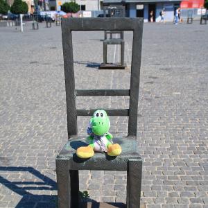 Yoshi en Cracovia