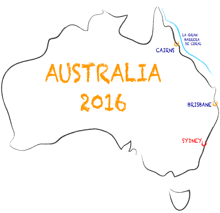 Viaje a Australia