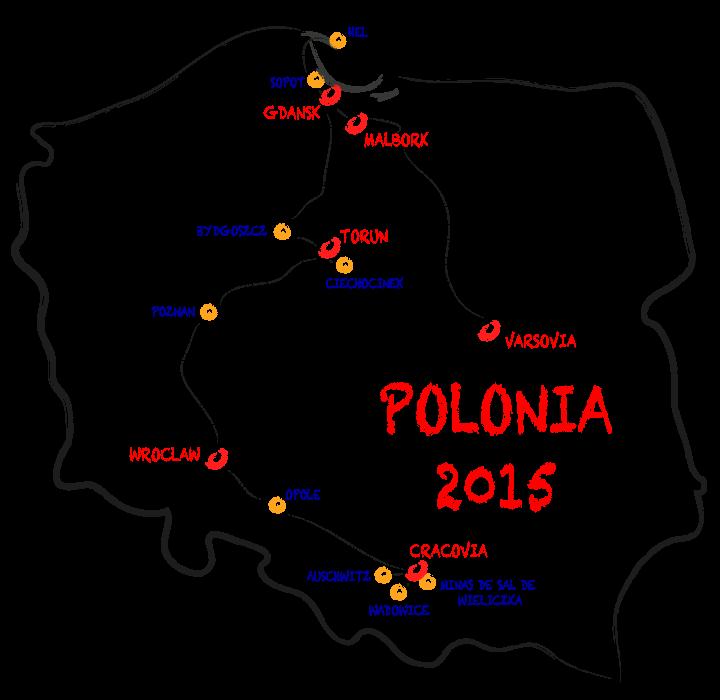 Recorrido por Polonia