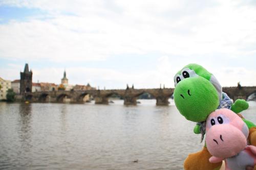Los Yoshis en Praga