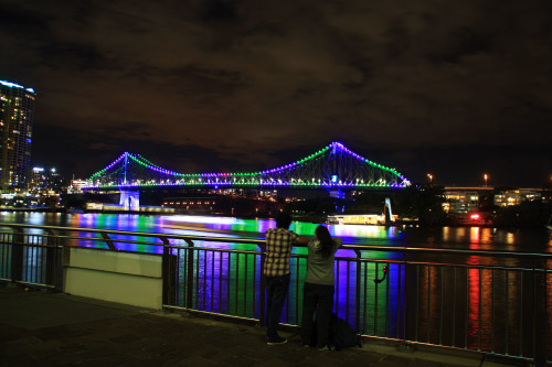 Story Bridge de Brisbane