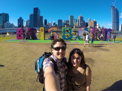 Nosotros en Brisbane