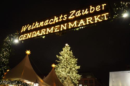 Mercado Navidad Berlin Gendarmenmarkt