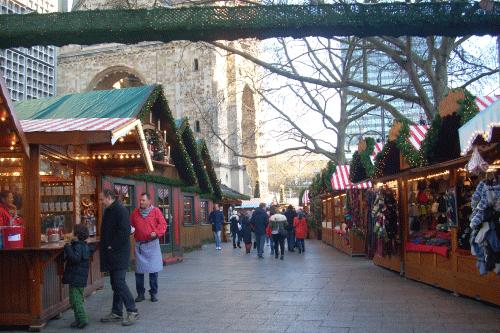 Mercado Navidad Kurfurstendamm
