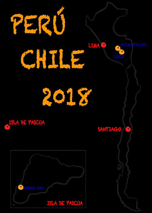 Viaje a Chile y Peru