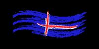 Bandera Islandia
